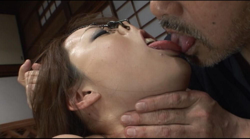 ジジイ接吻